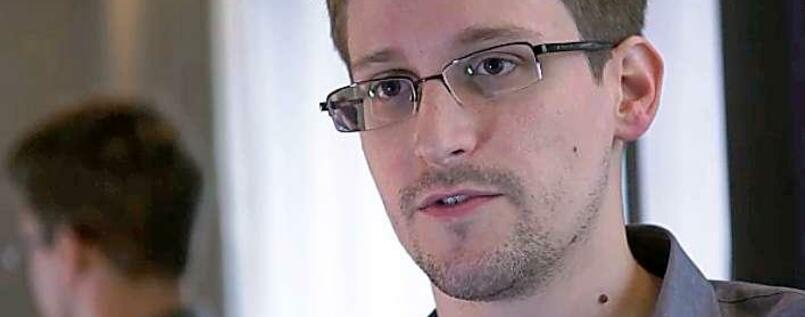 Whistleblower Edward Snowden.