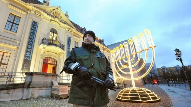 Jewish life: Berlin, it's time to talk about the policing of