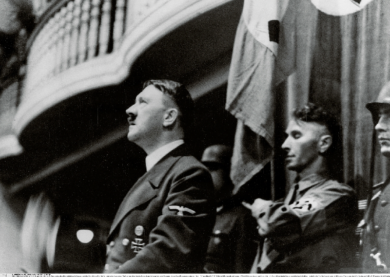 hitlers charisma --at times, he had supported nazi policies, but as the war progressed, he was disenchanted with hitler's strategies and realized hitler was not the person he had first thought he was he was horrified by german atrocities in the east and his opposition to the regime grew.