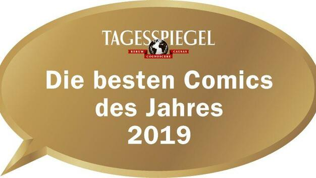 Die besten Comics 2019 – Ralph Trommers Favoriten