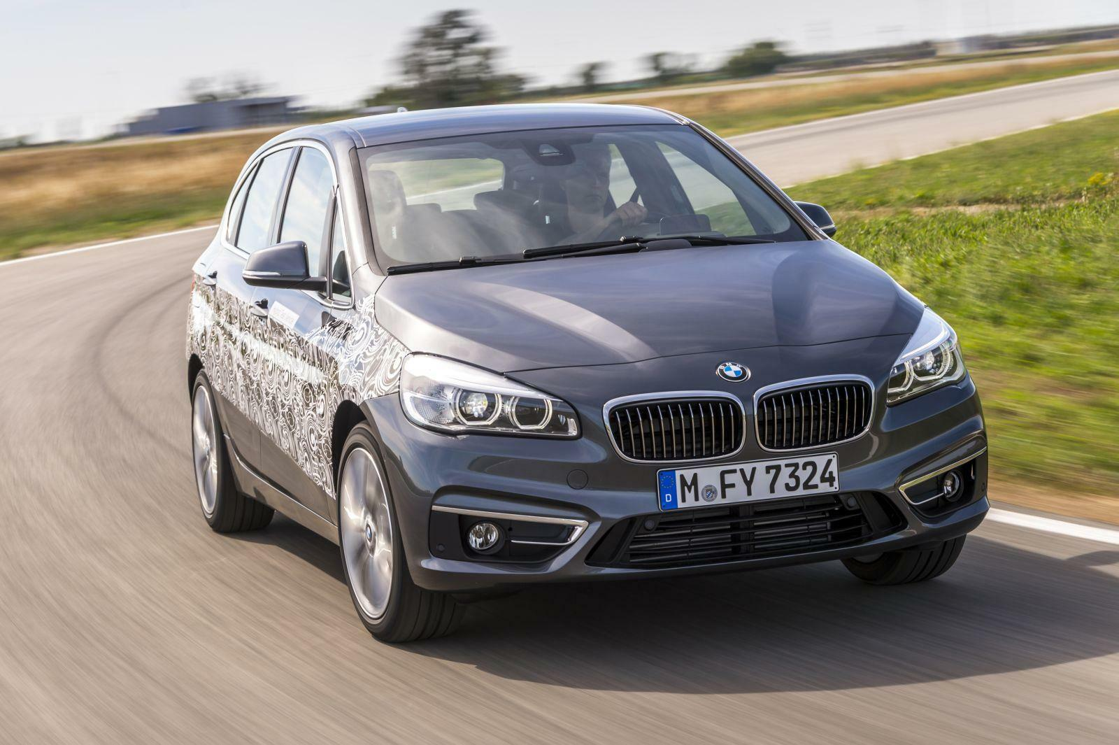 Bmw Active Tourer Ab 2016 Als Plug In Hybrid