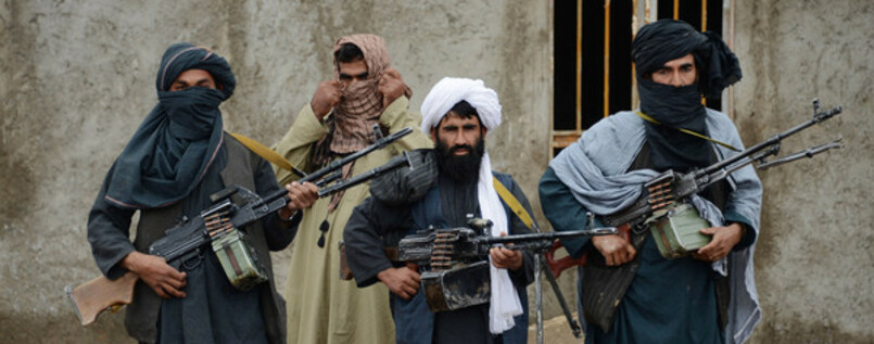 Kämpfer der Taliban in Afghanistan.