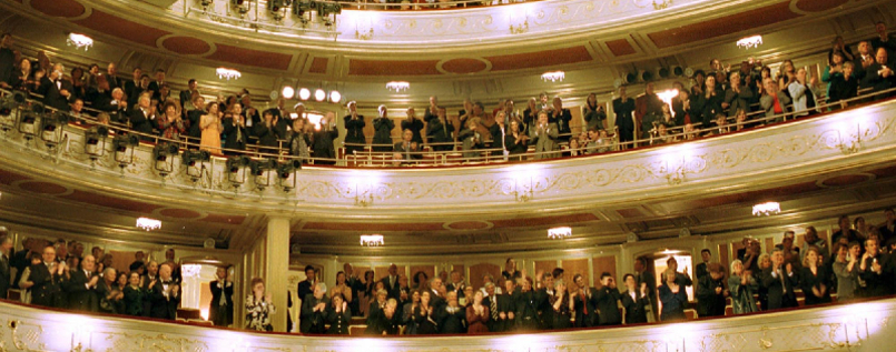 Applaus Staatsoper