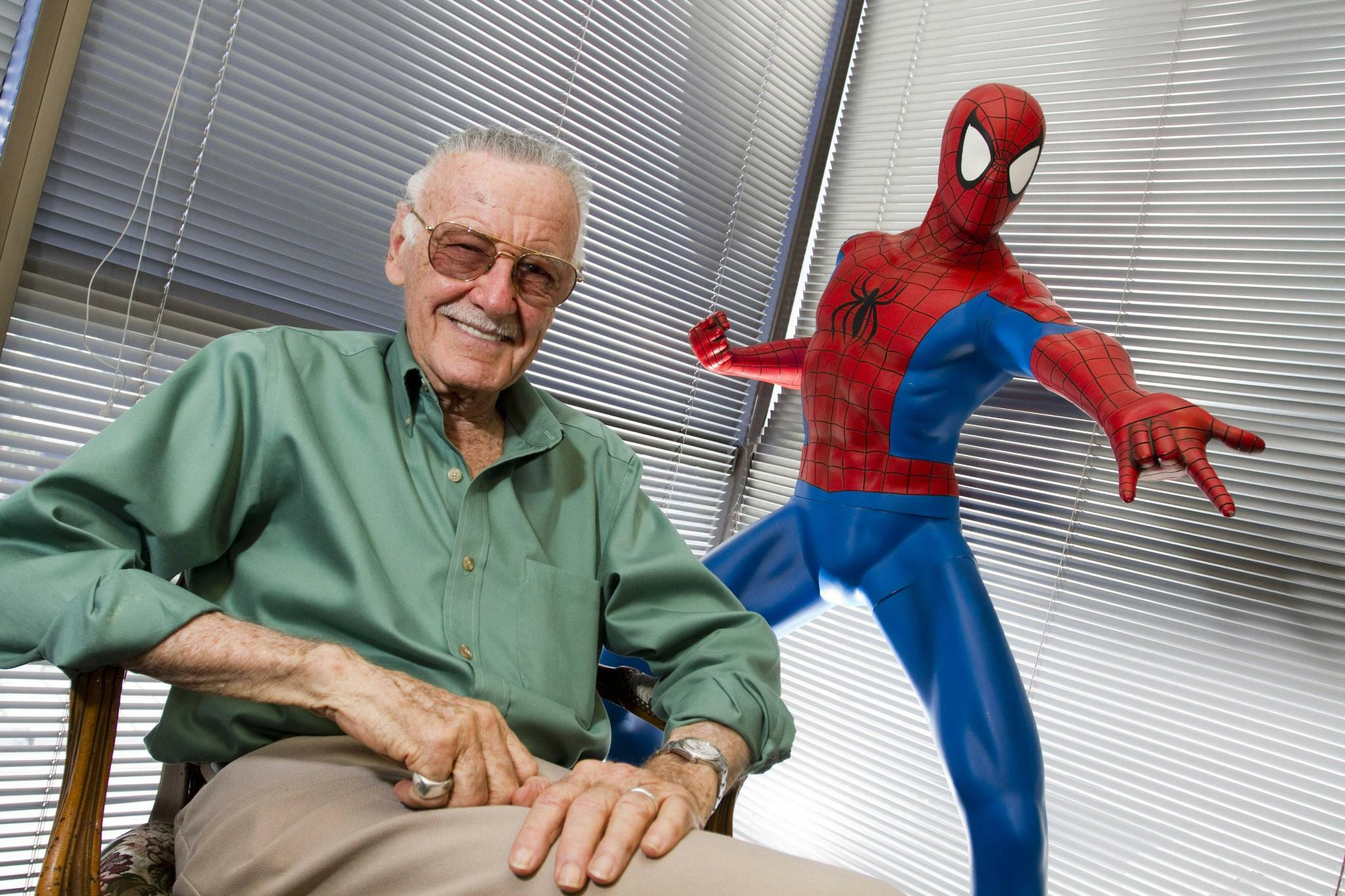 Hollywood trauert um Comic-Legende Stan Lee