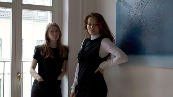 Lauryn Youden and Kate Brown from Canada founded their project space Ashley in 2012.