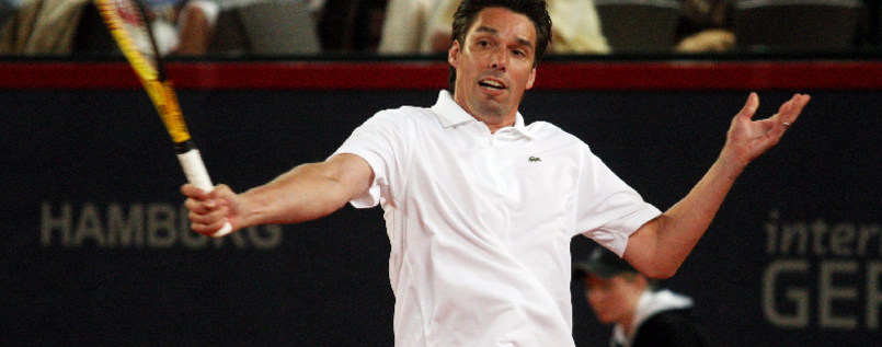 ATP-Turnier Hamburg - Michael Stich