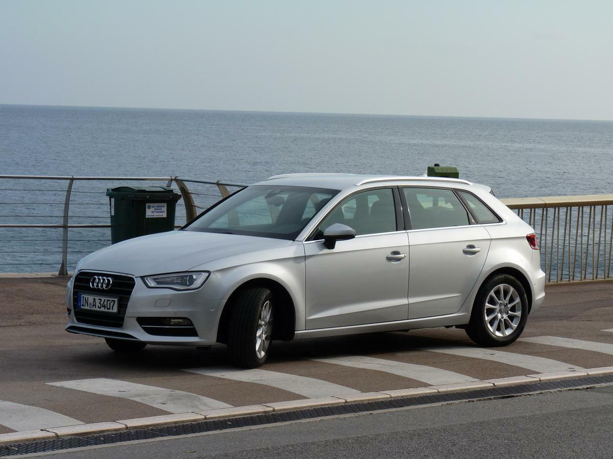 fahrbericht audi a3 sportback 1 2 tfsi im test. Black Bedroom Furniture Sets. Home Design Ideas