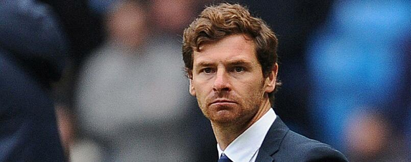 Where did my job go, then? Villas-Boas was sacked on Monday by Tottenham.