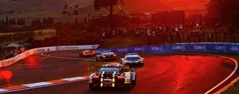 Rennen in Bathurst: Drama am Mount Panorama Sport