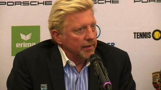 Becker: Kein klarer Favorit bei US Open