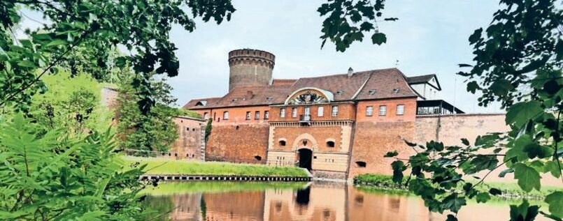Image result for Spandau Citadel, Spandau berlin