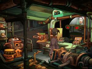 "Bestes Deutsches Spiel: ""Chaos of Deponia"" von Daedalic Entertainment Screenshot: Promo"