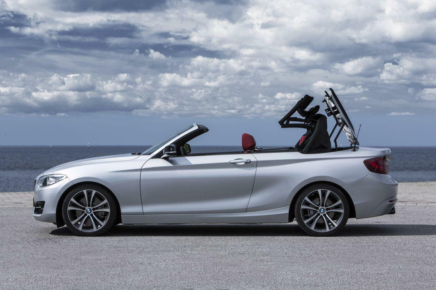 fahrbericht bmw 228i cabriolet ein cabrio f r alle f lle. Black Bedroom Furniture Sets. Home Design Ideas