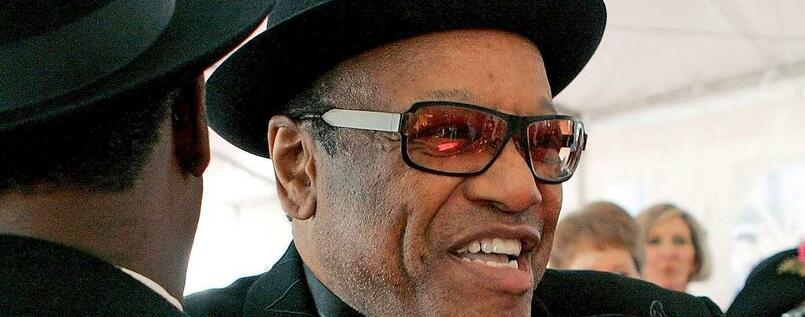 Bobby Womack (1944-2014). Foto: dpa
