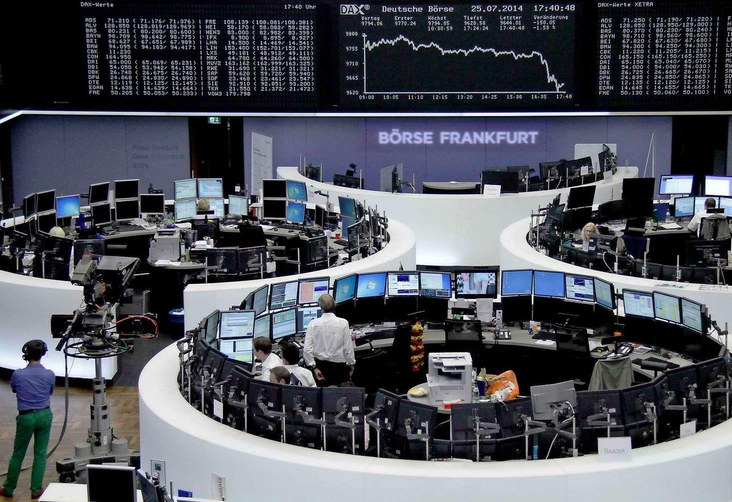 Forex nachrichten ticker international