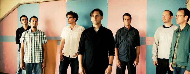 Die US-Band Calexico.