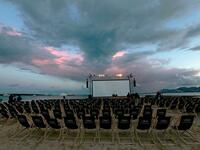 Filmreife Szenen in Cannes. Foto: Reuters