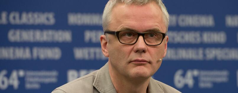 Christoph Terhechte leitete das Internationale Forum der Berlinale von 2001 bis 2018.