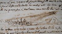 epa05627127 A view of a page of a copy of the 'Trattato della Pittura' (Codex Urbinas), the manuscript collection by Italian Renaissance artist and inventor Leonardo da Vinci, on display at the University of Naples Federico II, in Naples, Italy, 11 November 2016. In the sixteenth-century documents Da Vinci explains his views on painting and architectural design techniques. The university bought the manuscripts to digitalize them. EPA/CIRO FUSCO +++(c) dpa - Bildfunk+++ |