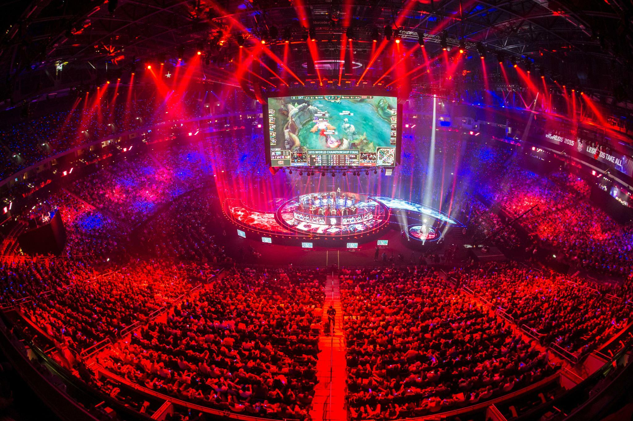 League Of Legends Berlin