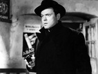 Vor dem Showdown: Orson Welles als Harry Lime.
