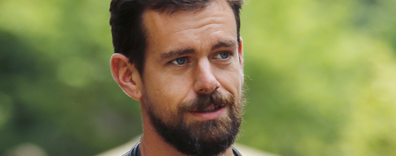 Jack Dorsey, interim CEO of Twitter and CEO of Square, attends the annual Allen and Co. media conference in Sun Valley, Idaho, in this file photo taken July 8, 2015. Dorsey is expected to be named as permanent chief executive as early as Thursday, technology website Re/code reported, citing sources. REUTERS/Mike Blake/Files
