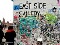 East Side Gallery Berlin Wall GDR Germany Photos: Kitty Kleist-Heinrich