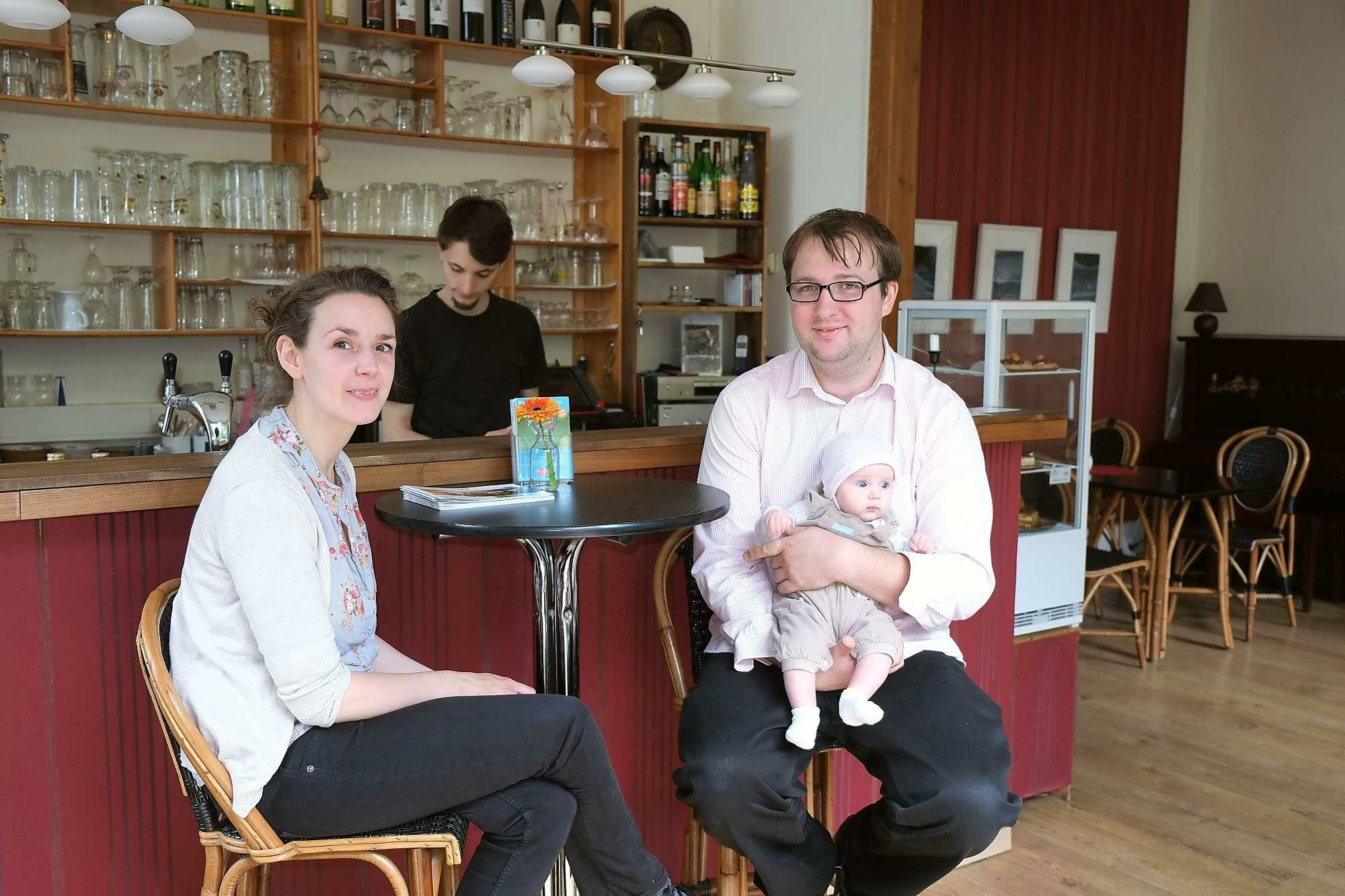 Da caf canap ist eine institution in pankow for Cafe canape pankow