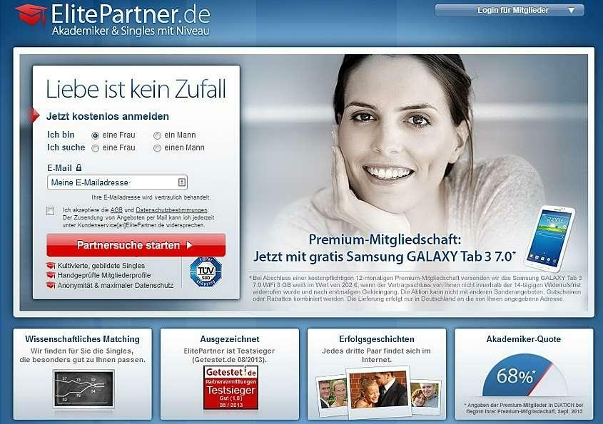 Partnersuche login