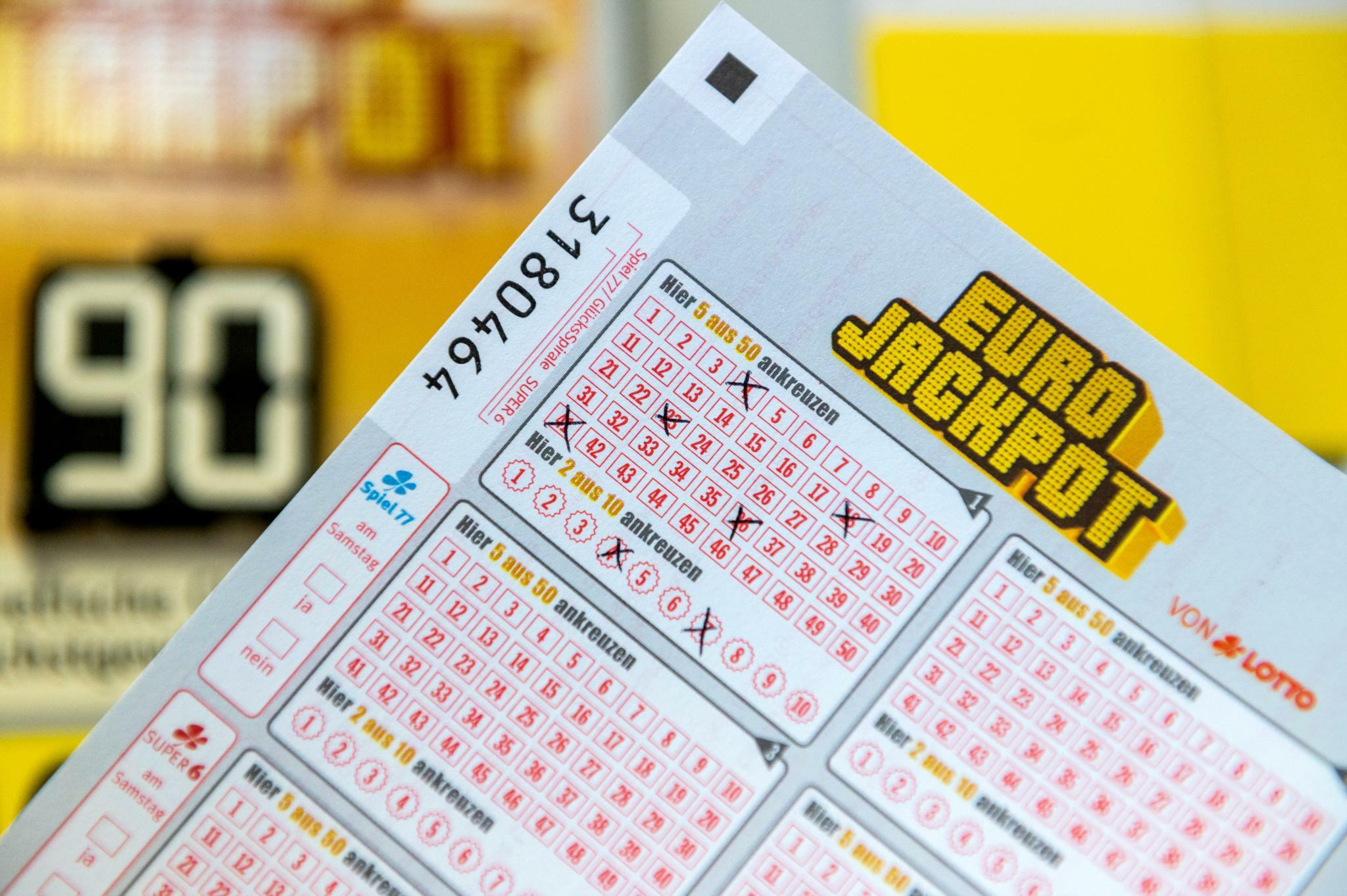 Eurojackpot - official Page of the European Lottery