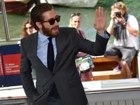 Jake Gyllenhaal in Venedig.
