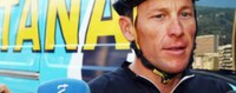 Fährt auch 2010 die Tour: Lance Armstrong