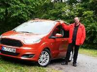 Videos: Fahrbericht: Ford Tourneo Courier