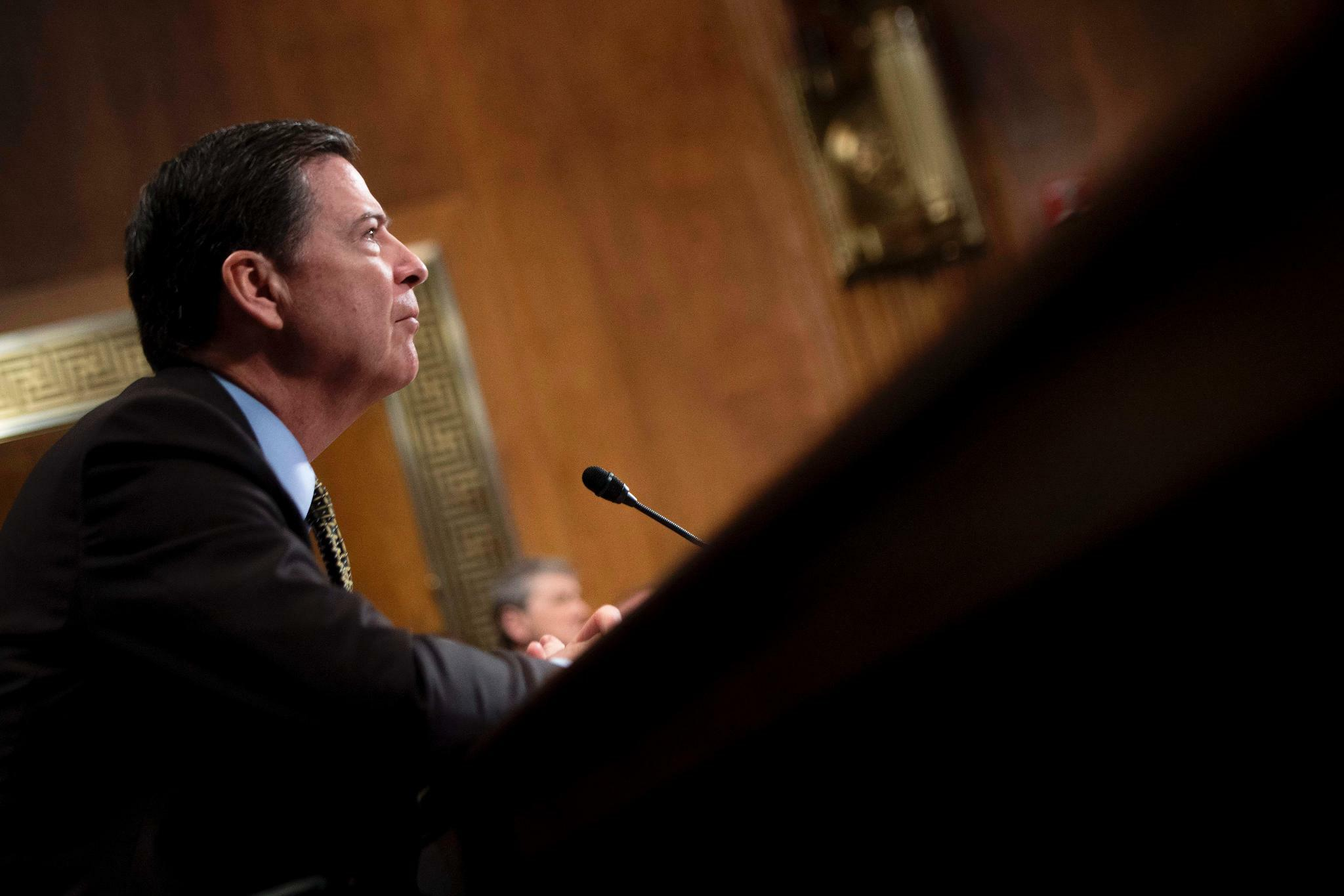 USA: Trump feuert FBI-Chef James Comey
