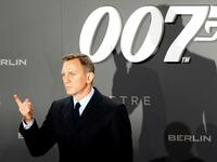 James Bond-Darsteller Daniel Craig.
