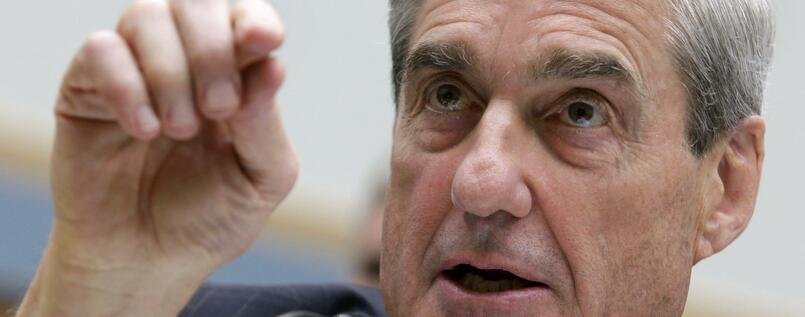 Sonderermittler Robert Mueller in Washington (Archiv).