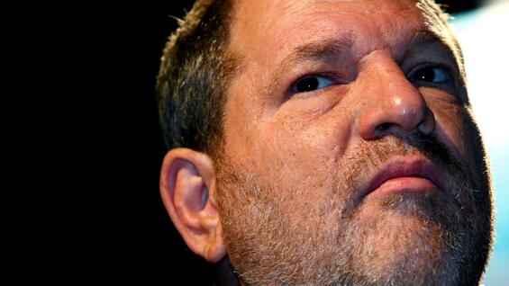 Harvey Weinstein, gefallener Hollywoodproduzent