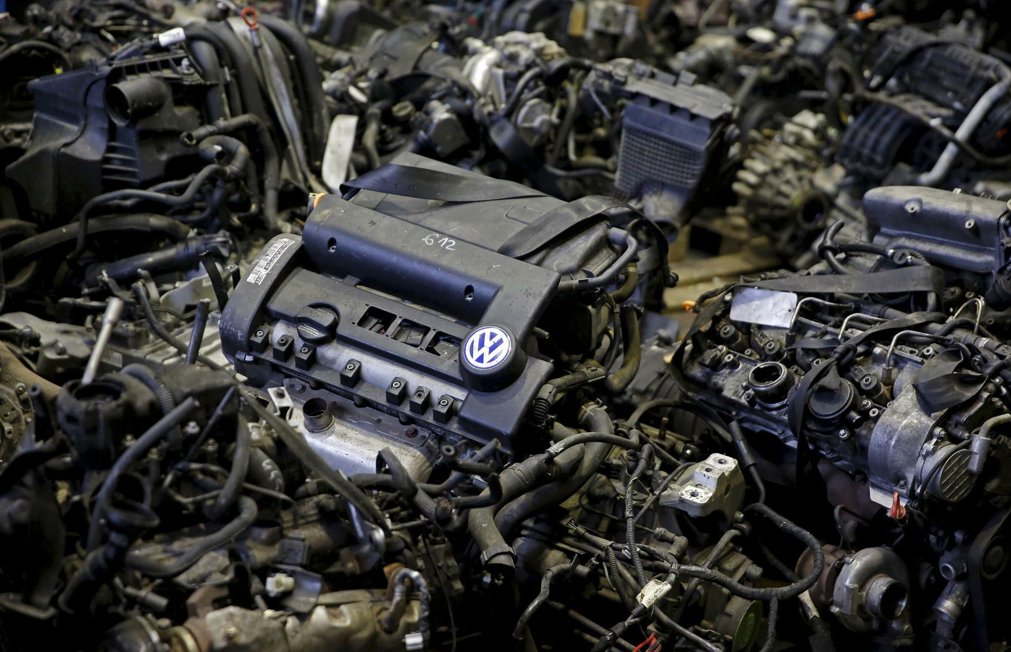 Vw Second Hand Car Parts