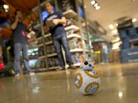 BB-8 in Aktion.