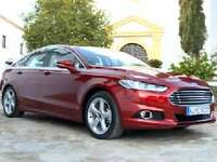 Videos: Ford Mondeo jetzt in der 5. Generation