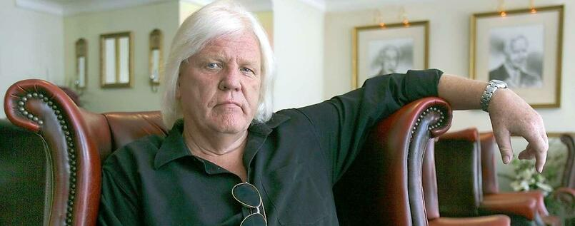 Edgar Froese von Tangerine Dream.