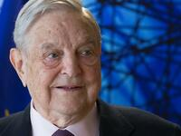 Der US-Milliardär George Soros