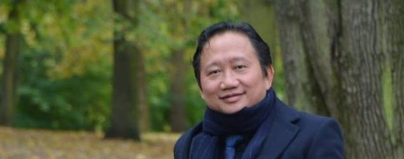 Trinh Xuan Thanh in Berlin.