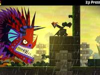 "Szene aus ""Guacamelee!"" Screenshot: Drinkbox Studios"