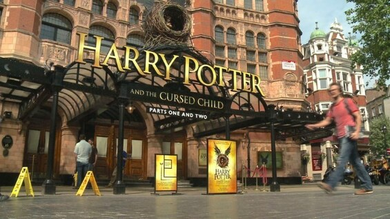 Harry Potter-Theaterstück feiert Weltpremiere in London