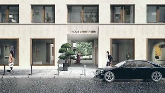 palais varnhagen salons und viel platz f r kulturaffine weltb rger immobilien wirtschaft. Black Bedroom Furniture Sets. Home Design Ideas