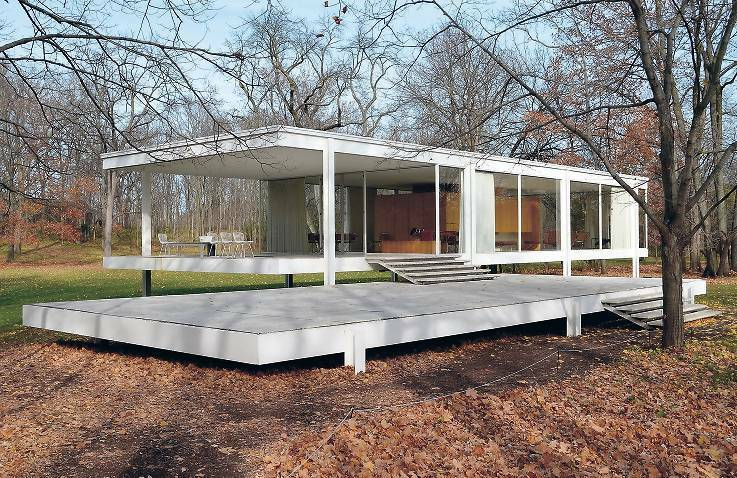 farnsworth house wer im glashaus sitzt wird sich sehen lassen immobilien wirtschaft. Black Bedroom Furniture Sets. Home Design Ideas