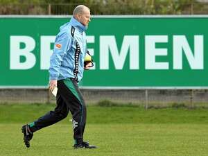 Nordisch by Nature. Thomas Schaaf war Werder Bremen.