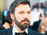 Out – in. Ben Affleck bei der Oscar-Gala ... Foto: REUTERS