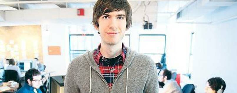 David Karp, Chef von Tumblr.